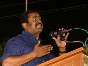 Naam Tamilar Movement Condemns The Arrest Velmurugan