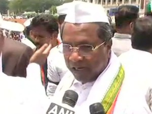 Modi Is The Main Guy He Is Behind These Games Siddaramaiah