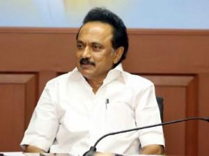 Dmk Working President Stalin Condemns Central Govt Monitorin Social Media