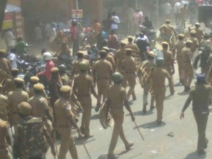 Thoothukudi Sterlite Protest Police Alerted Over Tn