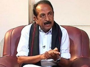 It Is Happy Know That Gem Is Abandoning Hydro Carbon Project Says Vaiko