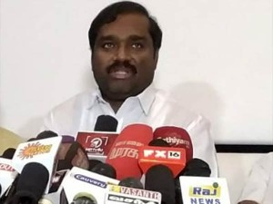 Tvk Party Leader Velmurugan Condoles J Guru Demise
