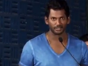Vishal Welcomes Droping Hydrocarbon Project Neduvasal