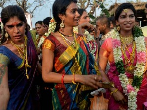 Transgender Married Enjoyed Koovagam