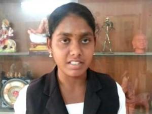 Madurai Law College Student Nandhini Her Father Arrested