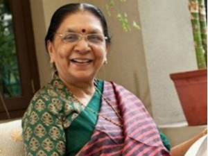 Mp Governor Anandhiben Says Pm Modi Was Not Married