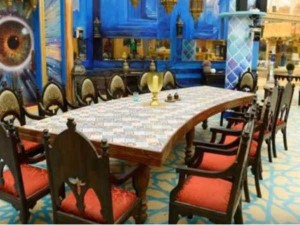 Big Boss 2 Tamil The Chairs Are Only Ten For Dining