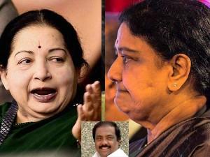 Jayalalitha Said Sasikala Her Family Betrayed Marudhu Azhaguraj
