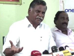 Tn Bjp Leaders Insulting Tamils Protest Says Mutharasan