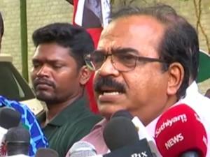 Will Be Form When Election Comes Nanchil Sampath