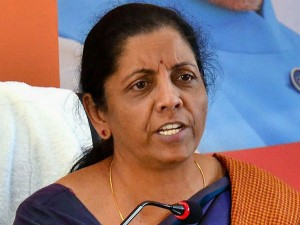 It S Not Sure That Students Committed Suicide Because Neet Says Nirmala Seetharaman