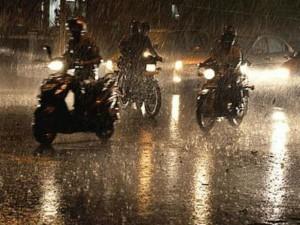 Rain Slams North Chennai