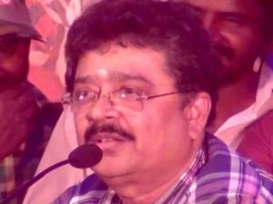 S Ve Shekher Will Appear Person Today Chennai Allikulam Court