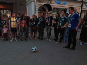 A Short Film On The Madness The World Cup Football