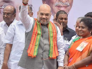 Due Amit Shah Arrival Tn Would See New Political Change Says Tamilisai Soundararajan
