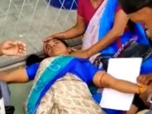 500th Day Protest Srilankan S Kilinochi