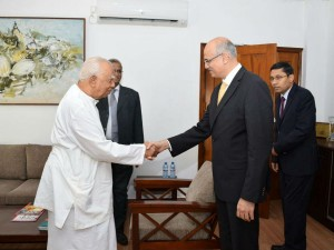 Tna Leaders Meet Indian Foreign Secretary