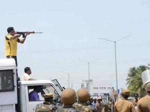 Madurai Hc Branch Asks Where Was Tuticorin Collector When Firing