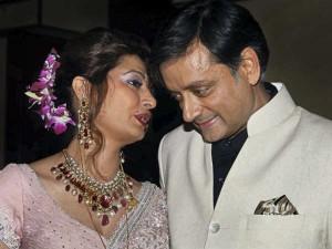 Sunanda Pushkar Death Case Shashi Tharoor Applied An Anticipatory Bail
