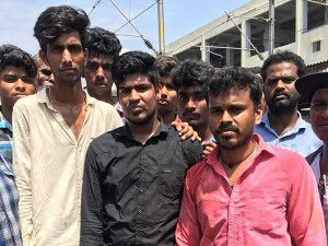 They Are The Heroes Who Rescued The Train Accident Victims At Chennai St Thomas Mount