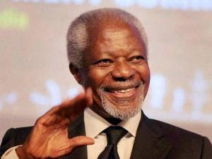 Kofi Annan Dies