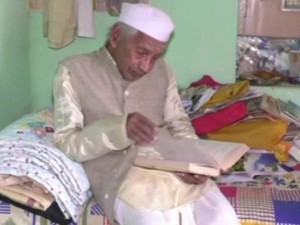 89 Year Old Freedom Fighter Wants Study Phd