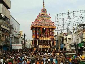 Vagaipathi Ayya Narayanasamy Temple Festival