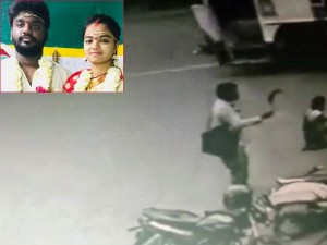 Newly Married Couple Stabbed Hyderabad