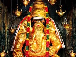 Pillaiyar Patti Karpagavinayagar Temple Car Festival