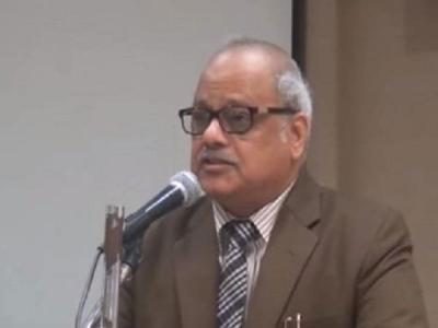 பினாகி சந்திரகோஷ்… லோக்பால் அமைப்பின் முதல் தலைவர்.. ஜனாதிபதி அறிவிப்பு