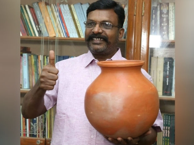 நம்ம சின்னம்..! பானை சின்னம் ...! திருமாவளவனுக்கு ஒதுக்கியது தேர்தல் ஆணையம்