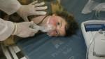 Syria War Sarin Used Khan Sheikhoun Attack Opcw Says