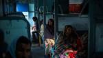 India Para Athlete Forced Sleep On Train Floor