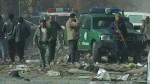 Kabul Ambulance Bomb Attack Kills 95 Afghanistan