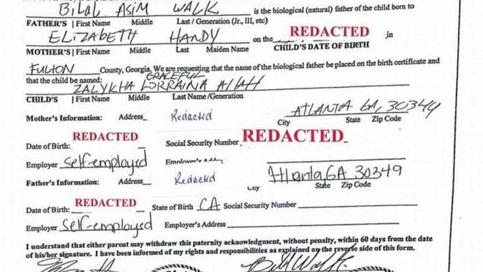 குழந்தைக்கு 'அல்லா' பெயர் - அங்கீகரிக்க மறுத்த அரசு துறை மீது அமெரிக்க தம்பதி வழக்கு