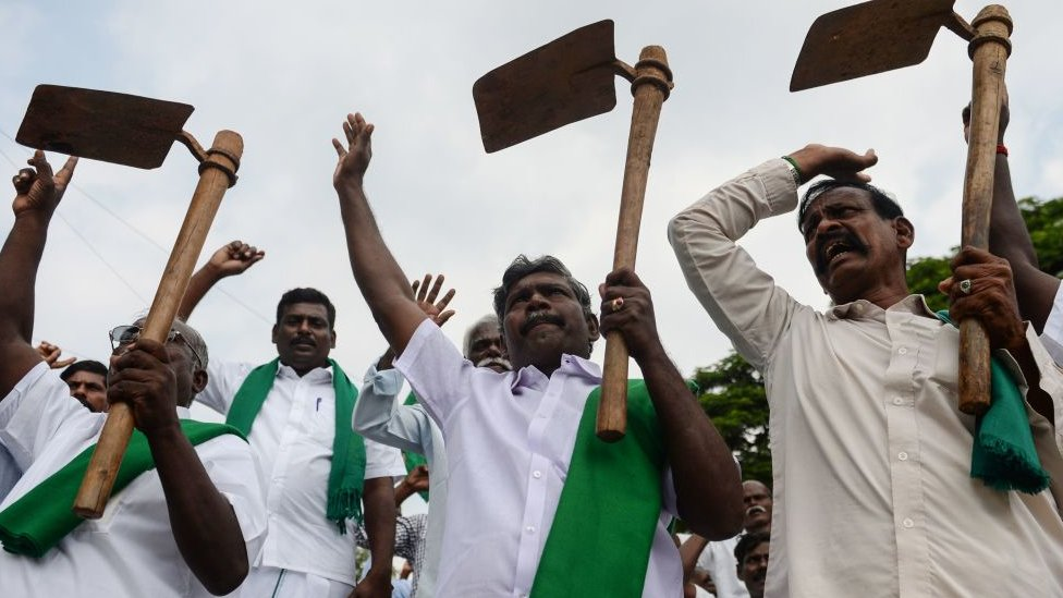 Farmers protest will soon reflect in Tamilnadu also says P Ayyakannu