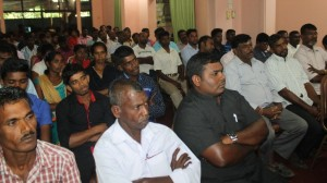 Karuna Starts New Party