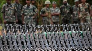 Gunman Opens Fire On Police Sri Lanka