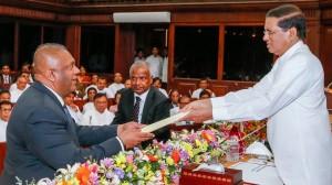 Sri Lanka Makes Key Changes Cabinet