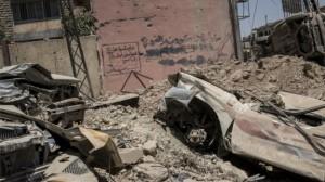 Battle Mosul Is Blows Up Al Nuri Mosque