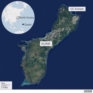 N Korea Leader Briefed On Guam Plan But Opts Wait